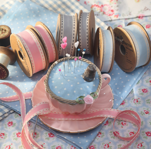 Vintage Stitch Ribbon