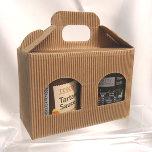 Corrugated Display Boxes